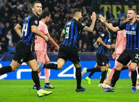 Impresa Inter: gli ottavi di finale sono vicini, ma il Barcellona strameritava