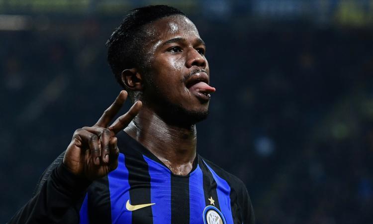 Keita: 'Lavoro per il riscatto. L'Inter andrà sempre meglio. Episodi di razzismo? Difficile non ce ne siano più'