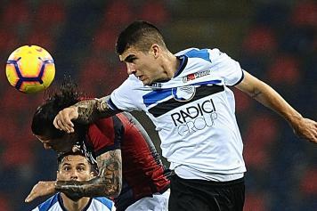 Mancini Atalanta colpo di testa