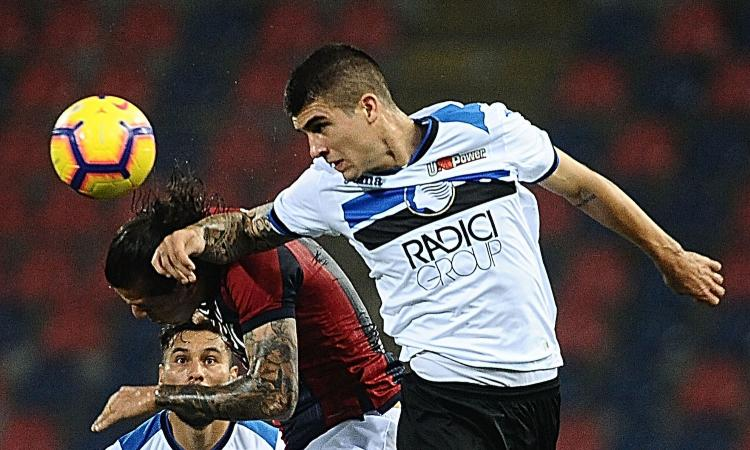 Risultati immagini per Gianluca Mancini. Gianluca Mancini.  atalanta