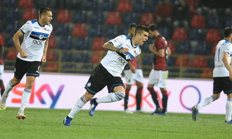 Serie A: l'Atalanta vince in rimonta col Bologna. Sorridono Torino e Sassuolo, pari tra Parma e Frosinone