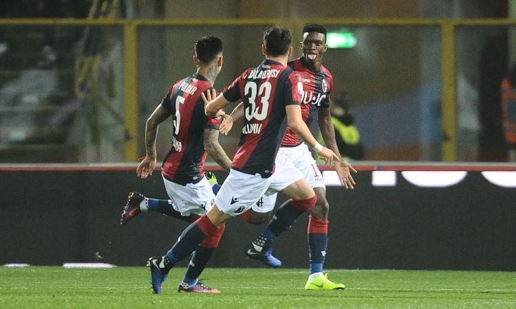 Sassuolo: pensa a un giocatore del Bologna