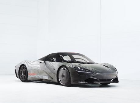 PIT STOP: McLaren, un nome strano per una vettura eccitante FOTO e VIDEO