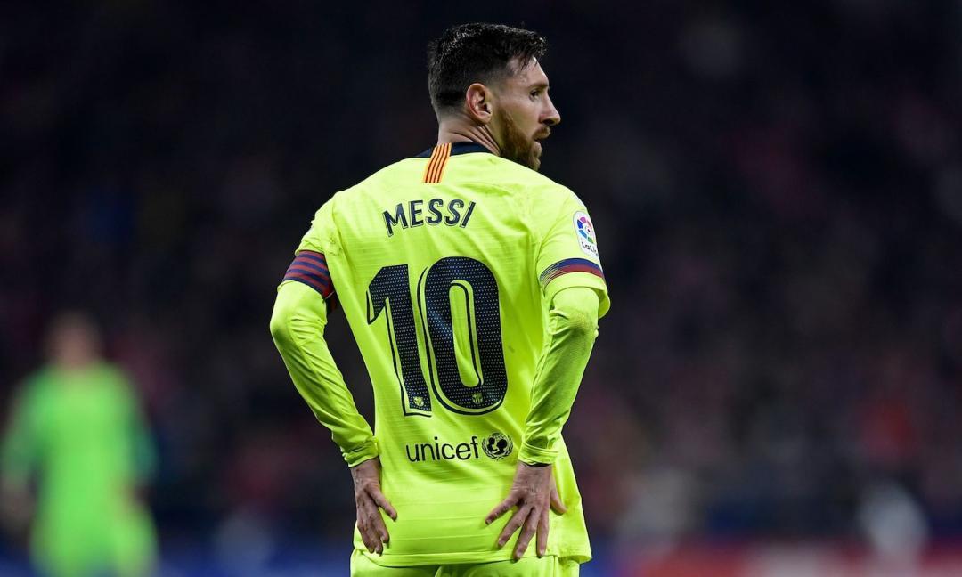 Sognando Messi...
