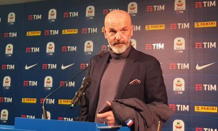 Fiorentina, la lettera di addio di Pioli: 'Superati ostacoli impossibili, Firenze si è unita intorno a noi'