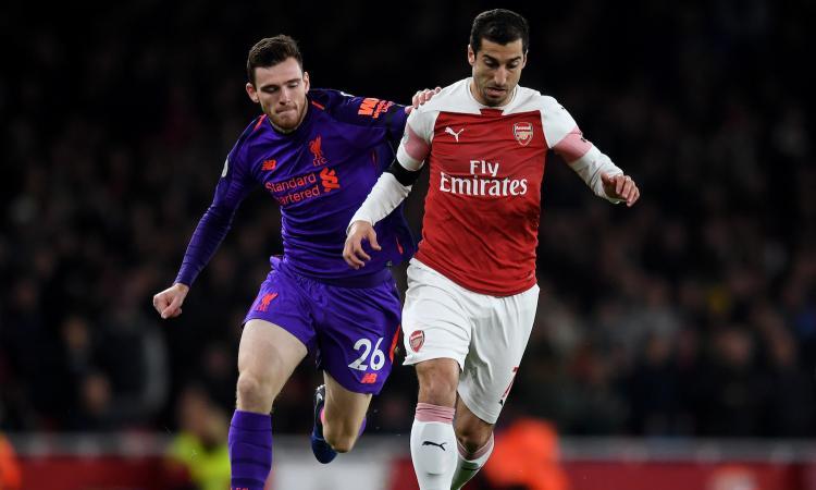 Arsenal: cerca squadra a un trequartista