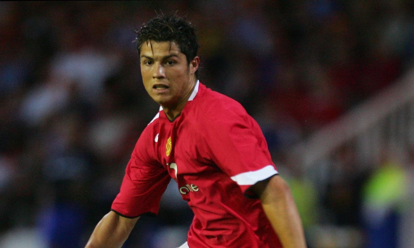 Manchester United Ronaldo Hd Football