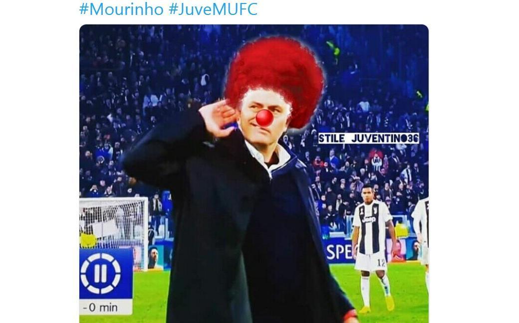 Se gli interisti si attaccano al gesto di Mourinho