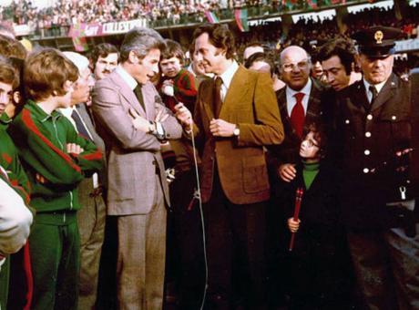 L'utopia di Viciani nei primi anni '70: far giocare la Ternana come l'Ajax di Cruyff