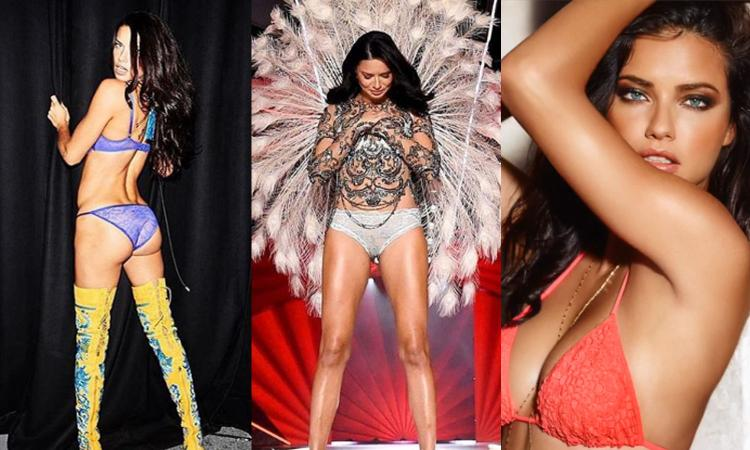 Adriana Lima lascia Victoria's Secret. L'ultima sfilata da 'angelo' FOTO e VIDEO