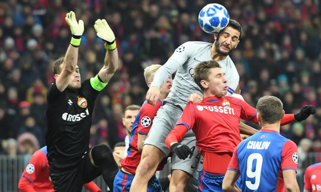 Roma: Dzeko a secco? I gol arrivano dalla difesa