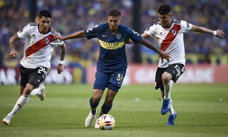 Napoli, Almendra ha detto si: nuova offerta al Boca Juniors