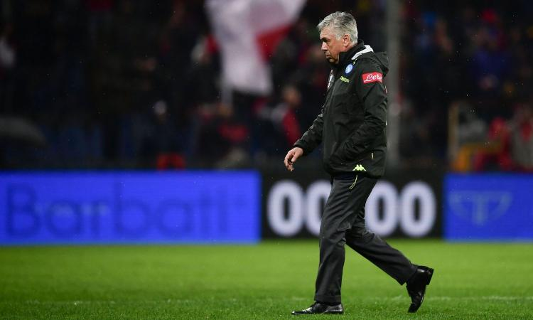 Napoli, 'turnover' per Ancelotti. Parla il figlio Davide: 'Data prova di maturità. Io vice di papà? Lavoro come gli altri'