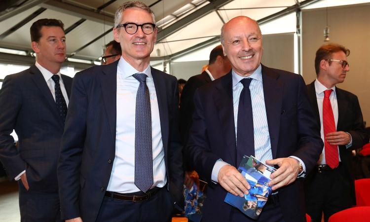 Marotta-Inter, Antonello conferma: 'Grande manager, mancano le firme'