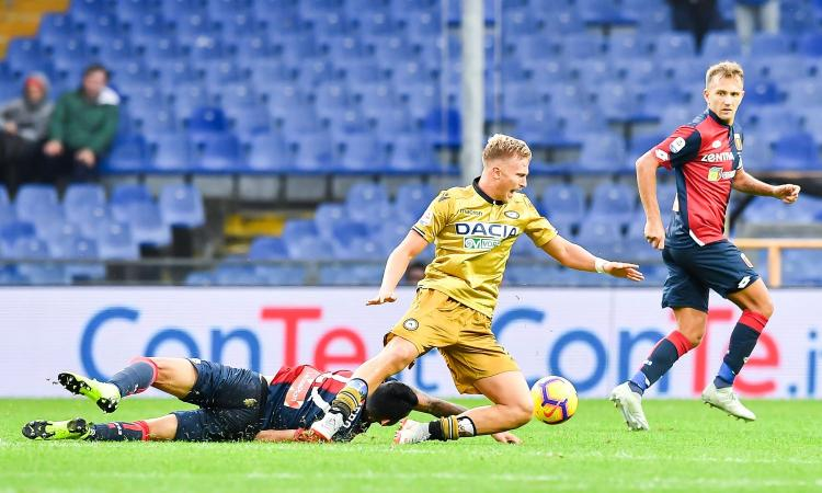 Convocati Udinese: ancora out Barak