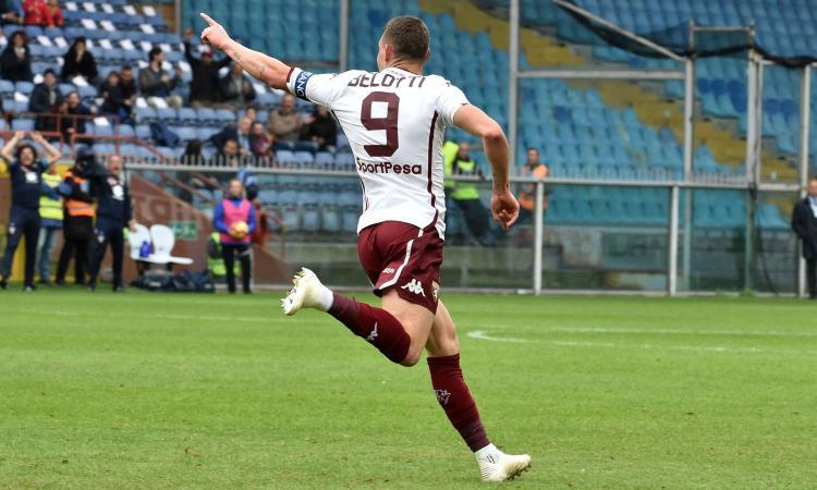 Torino-Roma, il West Ham fa sul serio per Belotti. Servono almeno 45 milioni