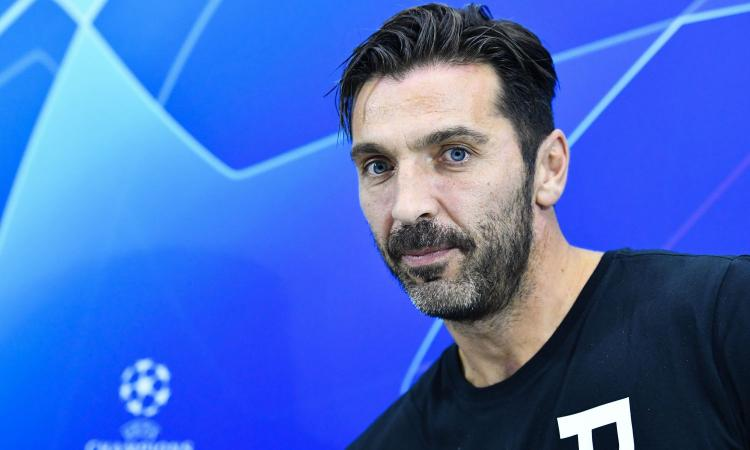 Buffon: 'Conte all'Inter? Cara Juve, la sua stella allo Stadium...'