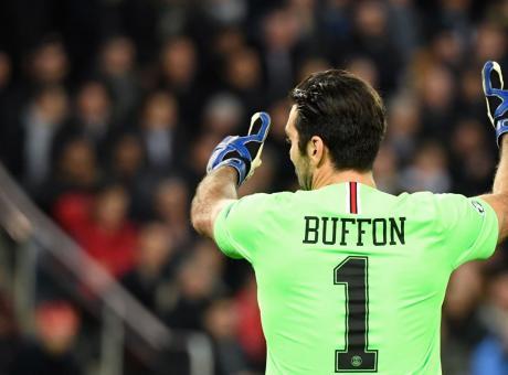 Buffon: 'Mi sarebbe piaciuto giocare con Ronaldo, ma Neymar e Mbappé...'