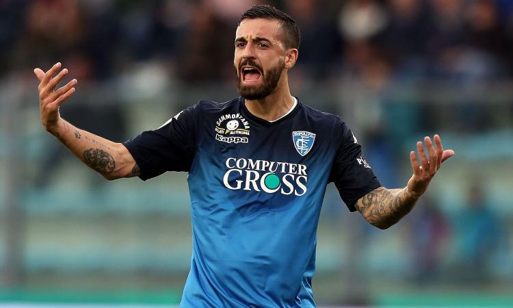 Caputo può restare in Serie A: tre piste calde