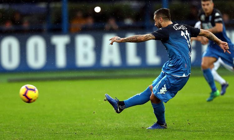 Empoli-Bologna 2-1: il tabellino