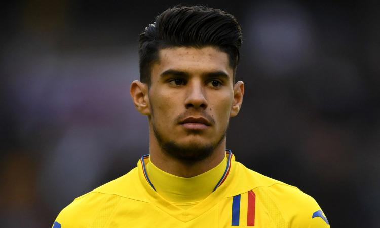 Inter e Palermo occhi su un gioiello rumeno