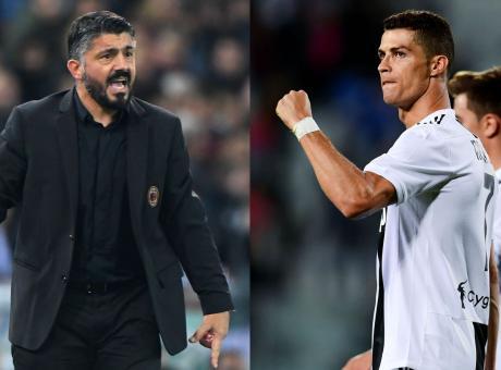 Gattuso sa come farle male, ma la Juve è super favorita: parte già 2-0