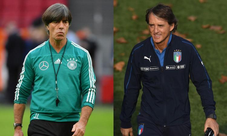 Nations League: alla Germania serve un miracolo. Italia prima, possiamo farcela