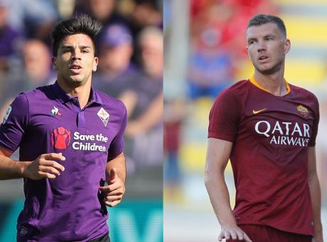 Fiorentina-Roma, chi è più forte? Vota la formazione ideale SONDAGGIO
