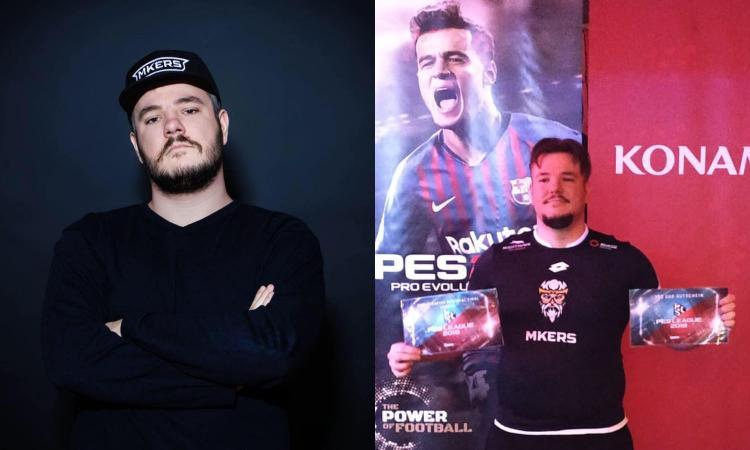 Il Venom di PES: io, italiano campione in Germania. E ora punto agli Europei