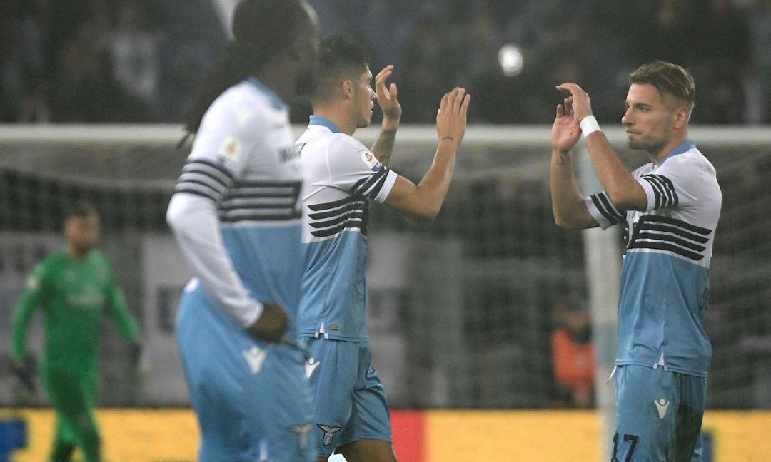 Parità all'Olimpico, ma quanta fatica per la Lazio