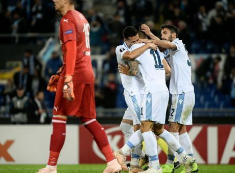 Lazio, 2-1 al Marsiglia: è ai sedicesimi di Europa League