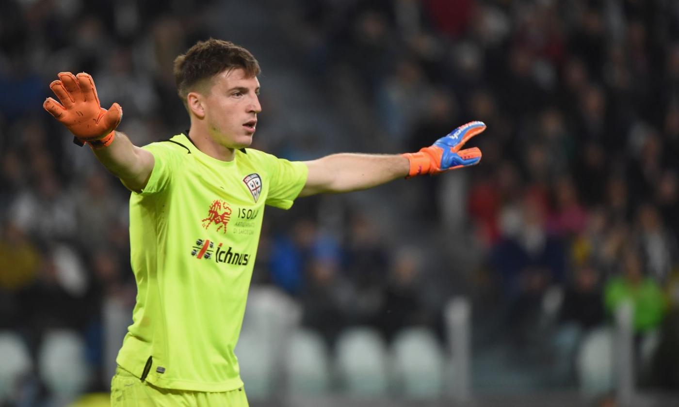 Cagliari, agente Cragno: 'I centimetri non contano, Alessio è all'altezza' | Mercato | Calciomercato.com