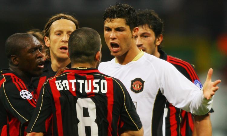 Milan-Juventus: Gazidis c'è, gli ultras bianconeri no. CR7 senza gol a San Siro