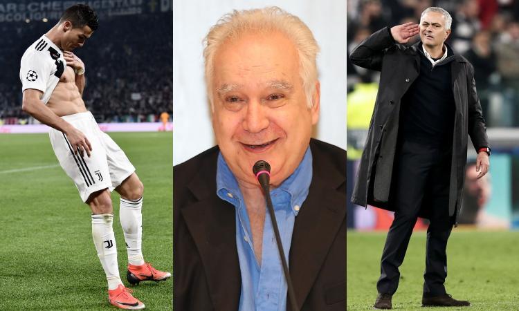 Sconcerti: 'Juve la n°1 in Champions, insulti più gravi del gesto di Mourinho'