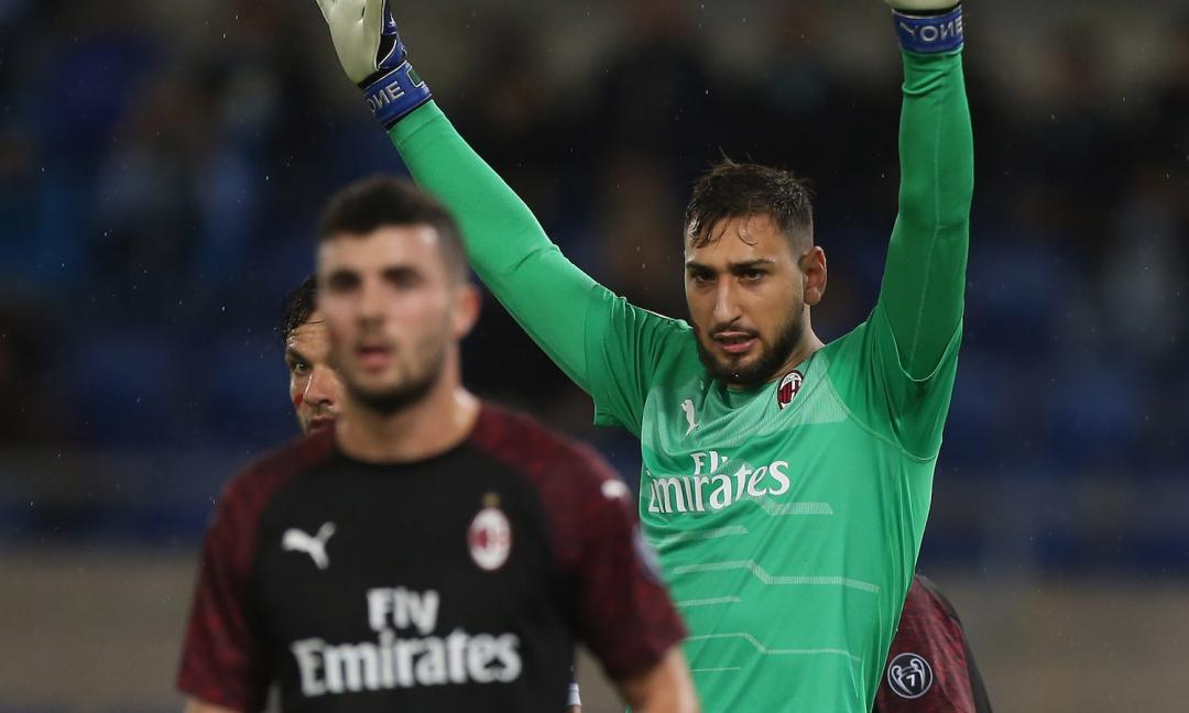 "Donnarumma salva un Milan versione ""slow motion"""
