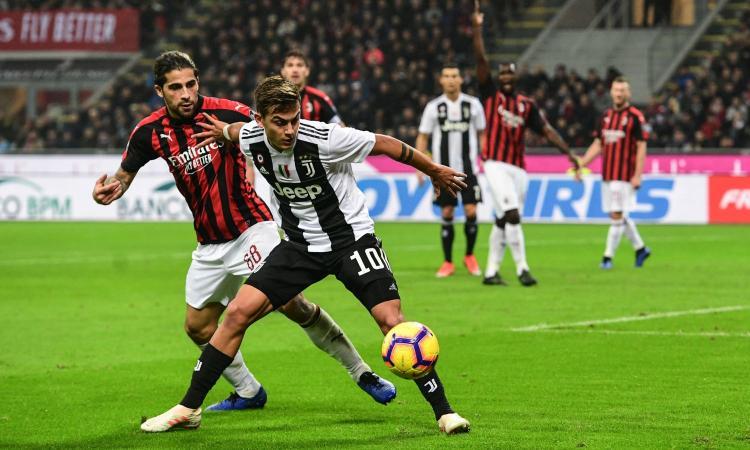 Probabili formazioni: Florenzi rischia ancora, il Milan prova la difesa a 3 per la Juve