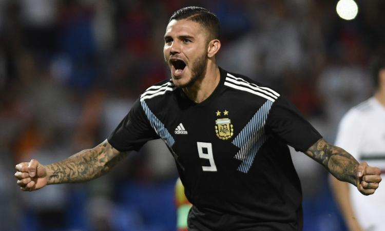 Juve-Inter, Icardi e Dybala si sbloccano: primi gol con l'Argentina VIDEO
