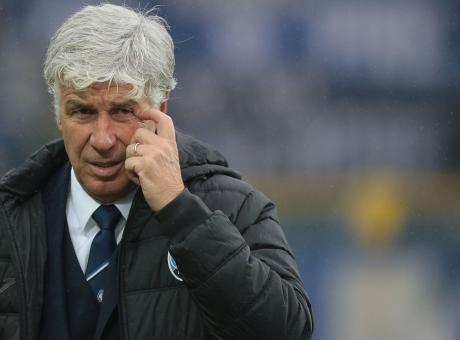 Atalanta, Gasperini: 'Zapata ha grande fiducia, attacco di qualità. Sulla Juve e la Champions...'