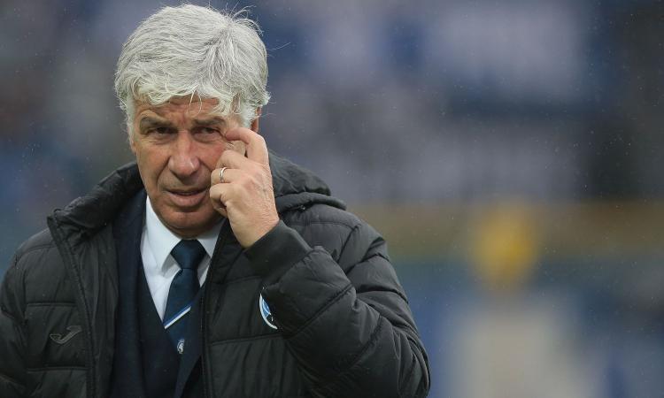 Gasperini: 'Spero che Ronaldo giochi, noi senza tre giocatori fondamentali. Le maglie del match in beneficenza'