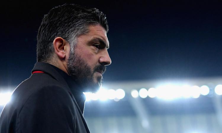 Gattuso: 'Milan, bel segnale ma quanti infortuni! Juve al top, non piangiamo'