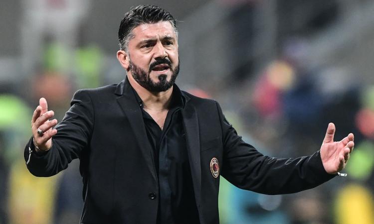 Il monito di Gattuso, l'emergenza infortuni: Milan, per il 4-4-2 serve altro