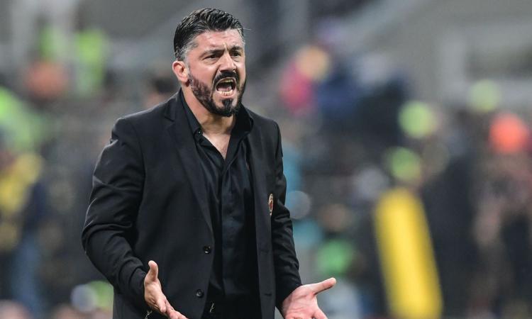 Milanmania, a Gattuso servono rinforzi e non parole: dentro Ibra e altri due!