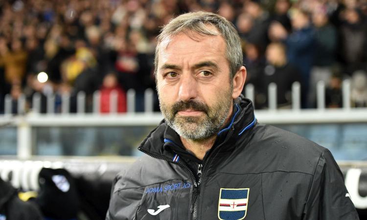Sampdoria, Giampaolo: 'Lazio Ferrari ingolfata, non vogliamo farli ripartire. Su Ramirez e Saponara...'