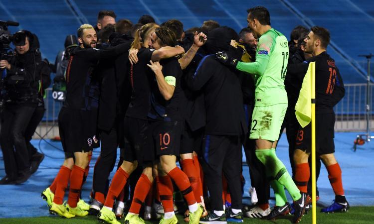 Modric, Perisic e un cuore immenso: la Spagna cade contro una grande Croazia