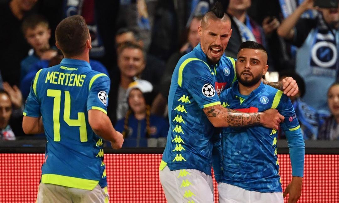 Napoli d'Europa, l'evoluzione tattica di Ancelotti