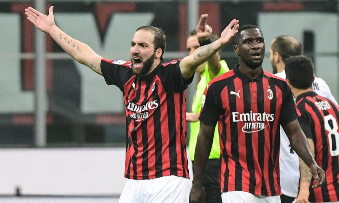 Milan: tu vedi nero, io vedo cali. No Bali... Juve forza bruta