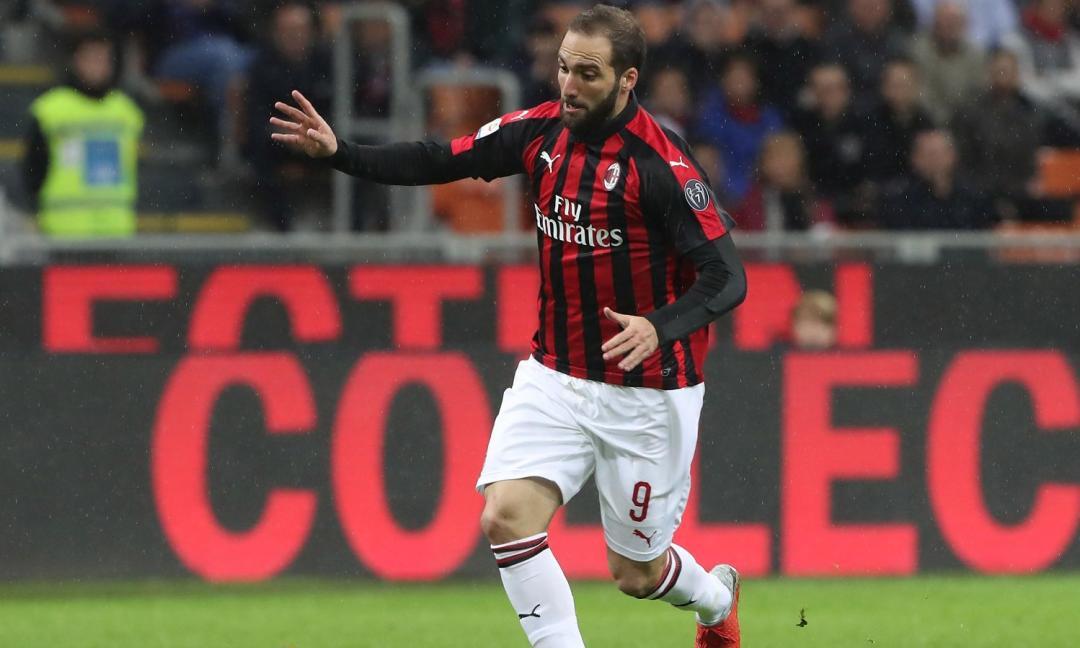 Milan, senza Higuain giochi meglio ma...