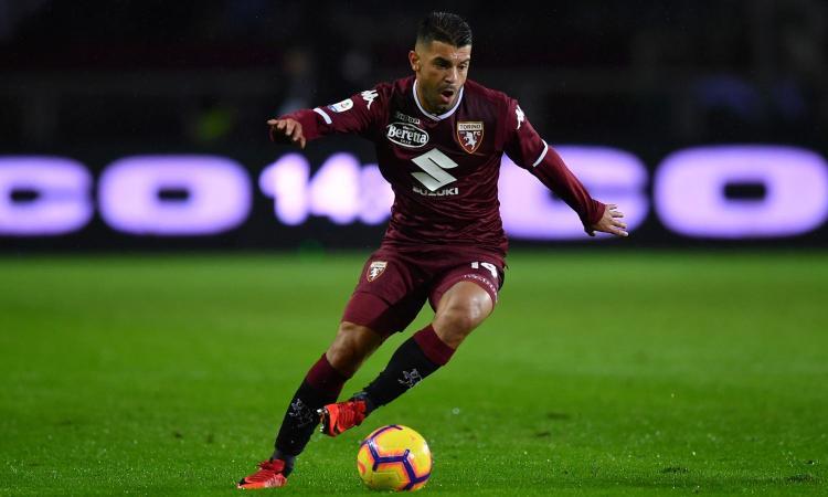 Falque raggiungere le 100 presenze con la maglia del Torino