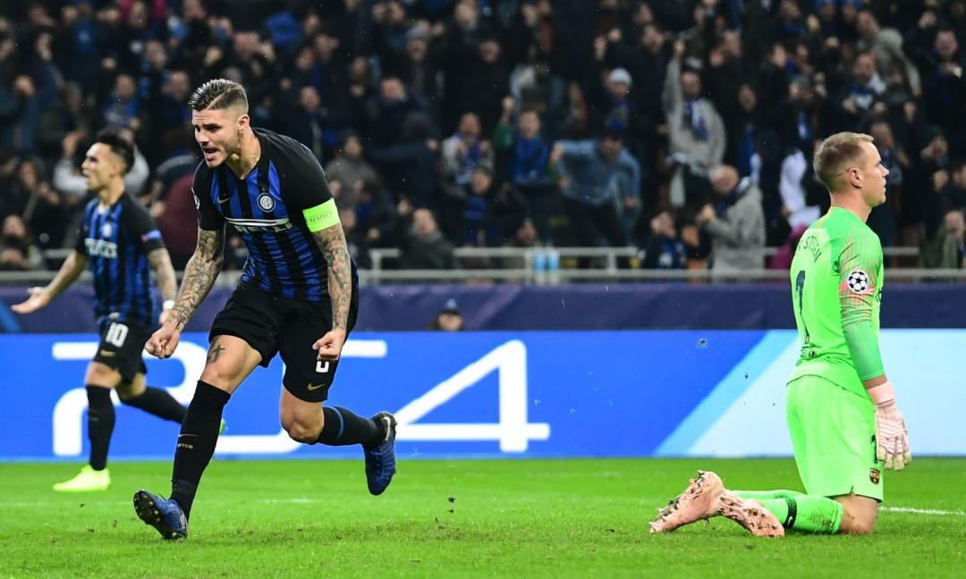 L'Inter è l'unica in A ad essere come Real e Barça...