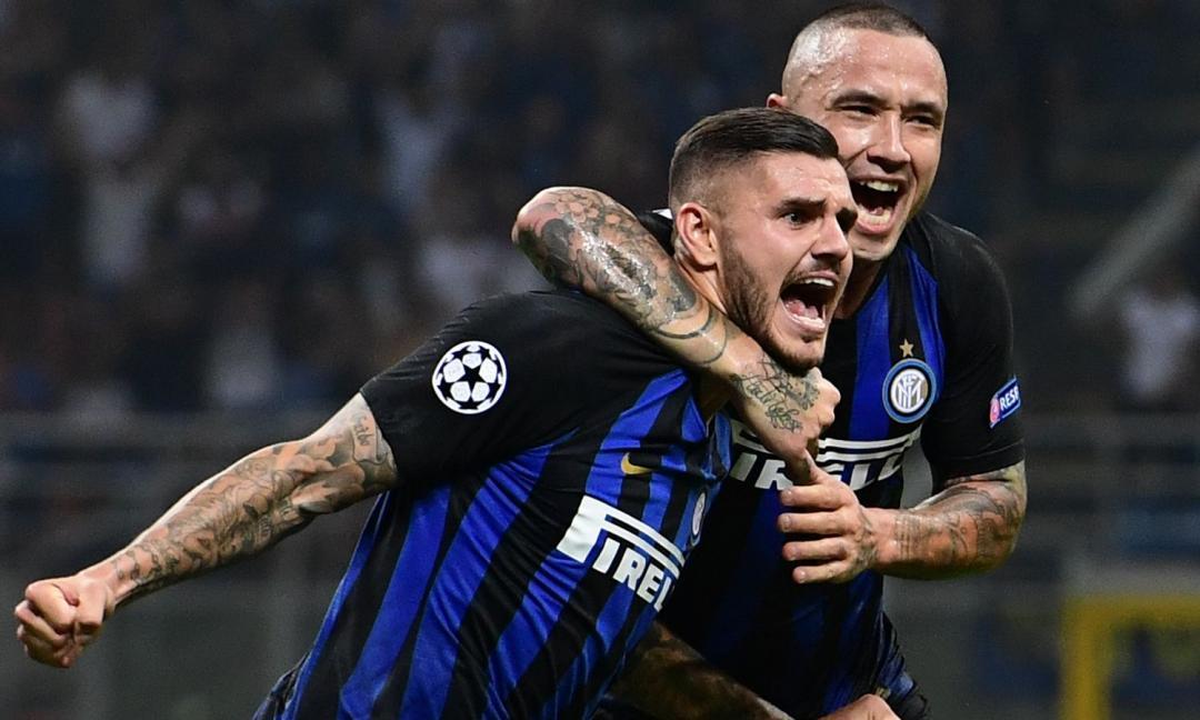 Inter, clamoroso: Icardi e Nainggolan possono restare